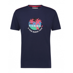 fish named fred - tee-shirt